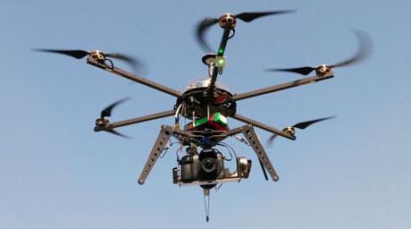 riprese aerre con drone udine friuli
